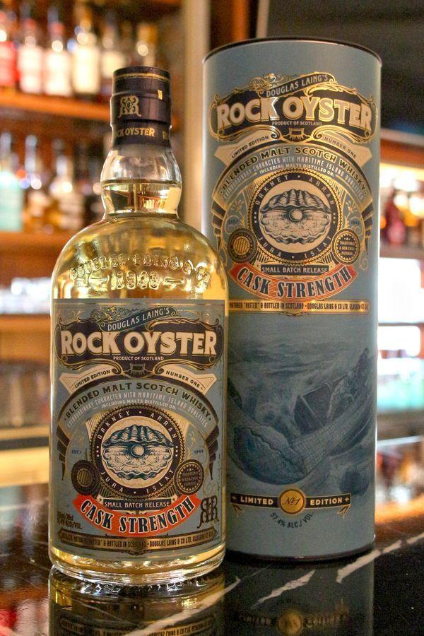 Douglas Laing's Rock Oyster Cask Strength 道格拉斯蘭恩 牡蠣岩原酒 (57.4% 30ml)
