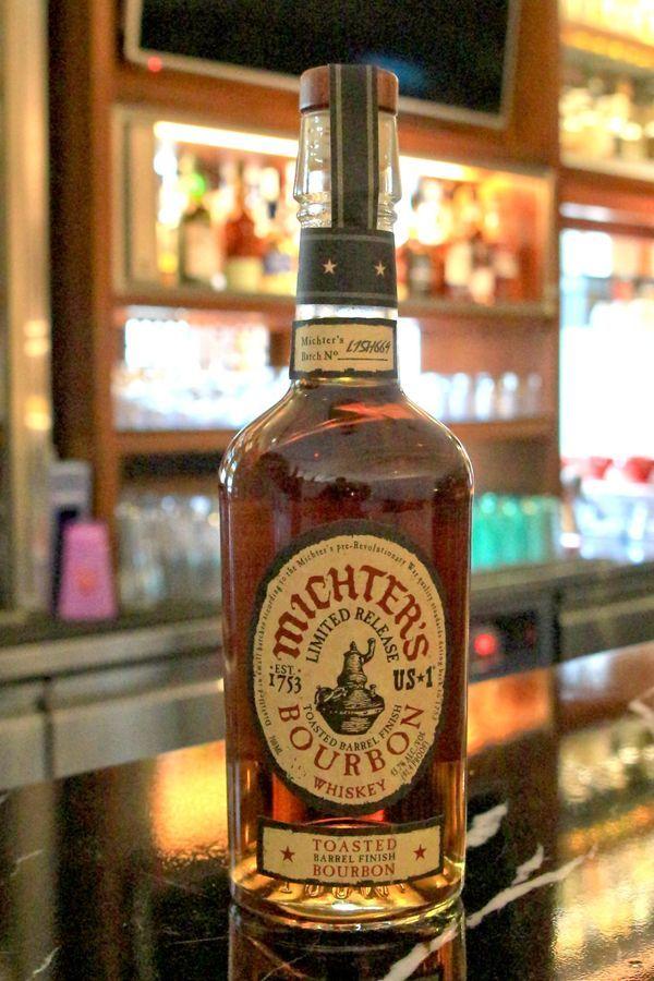 Michter's US★1 Toasted Barrel Finish Bourbon 酩帝詩限定版波本 (45.7% 30ml)