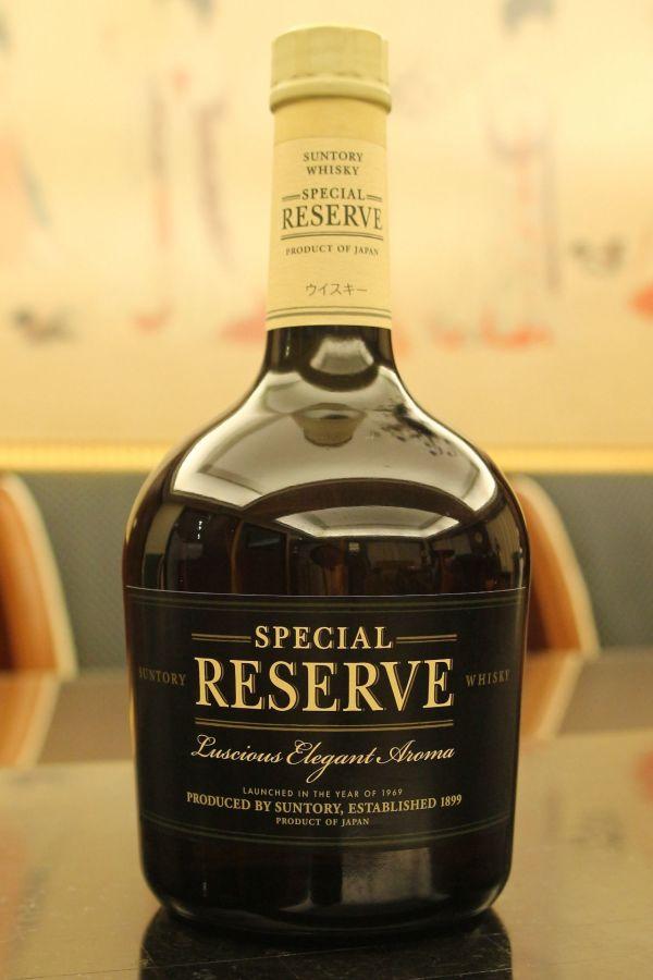 Suntory Special Reserve 三得利 Special Reserve (40% 30ml)