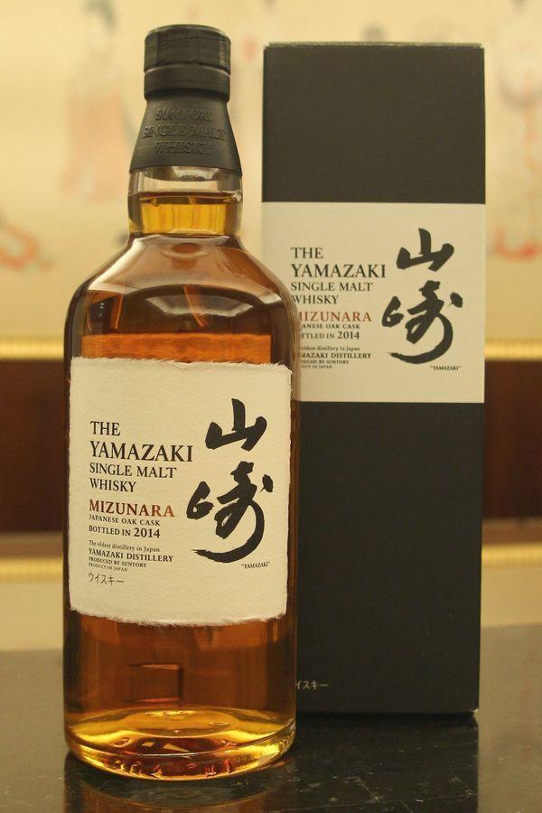 Yamazaki Suntory 2014 Mizunara Oak Cask 山崎 2014 水楢桶 (48% 30ml)
