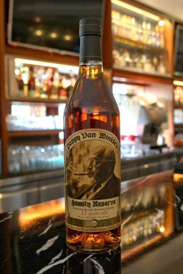 Pappy Van Winkle's 15yr Family Reserve Straight  凡温克爾15年波本原酒 稀有逸品 (53.5% 30ml)