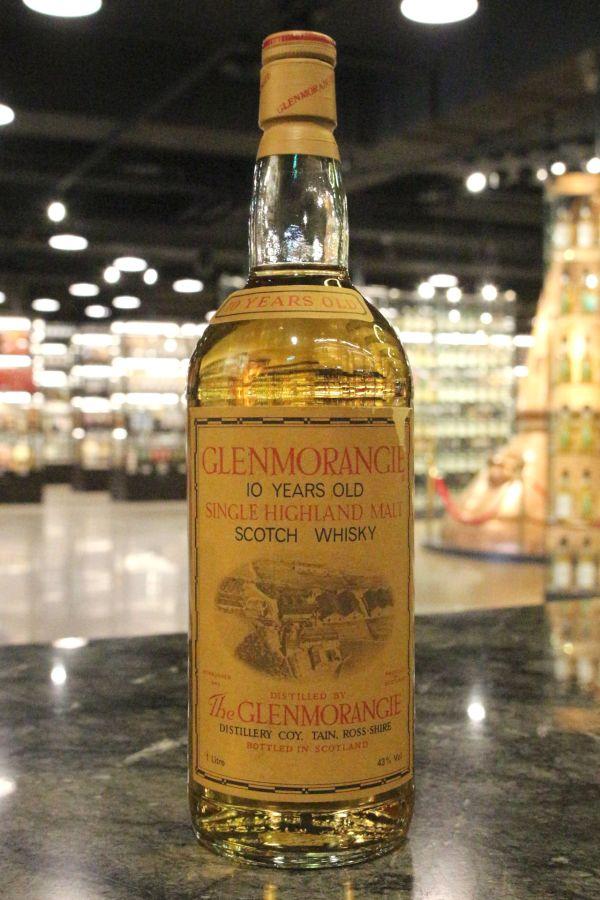 Glenmorangie 10yr Single Highland Malt Whisky 格蘭傑 10年 90年代晚期 (43% 15ml)